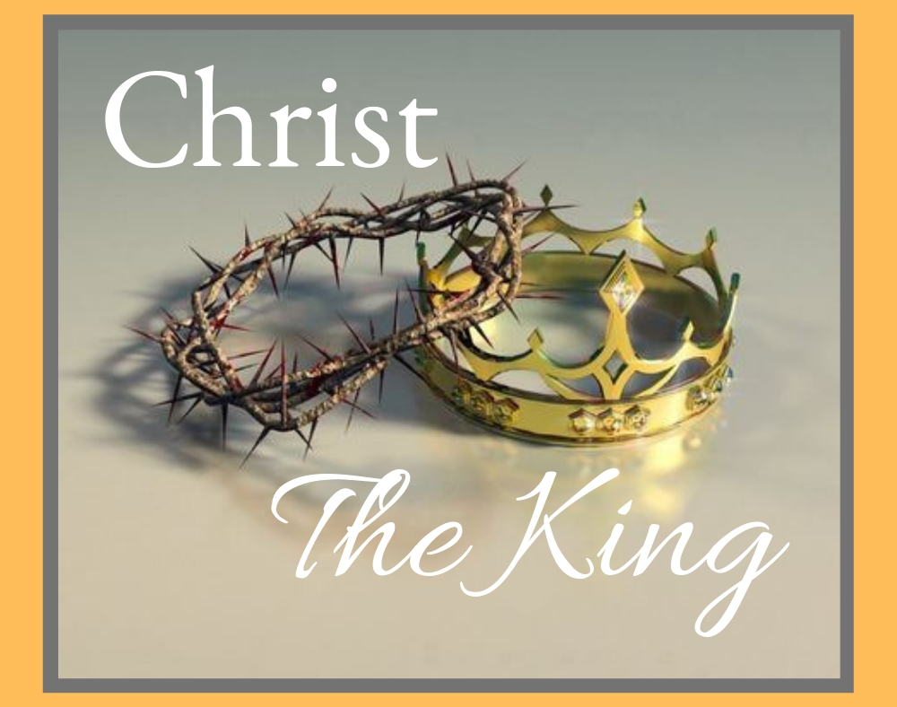 Image result for christ the king""